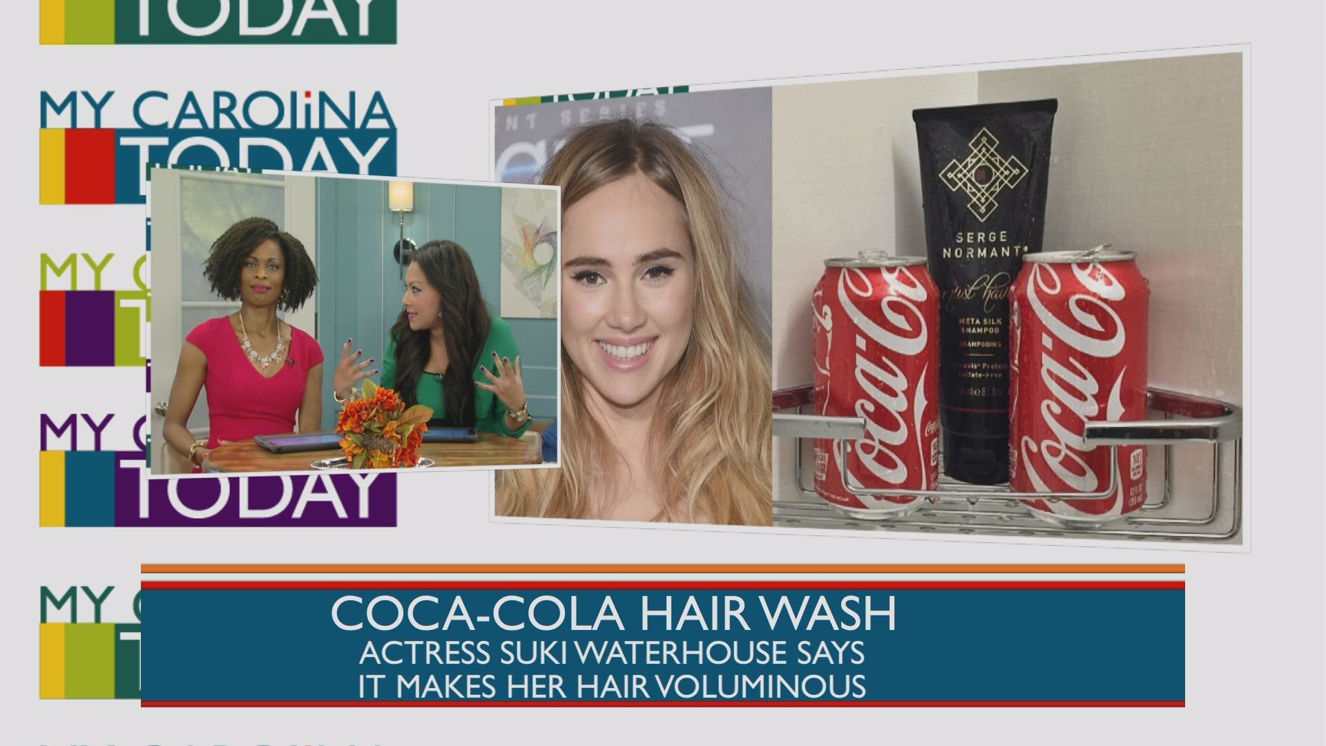 The Reasons Why You Should Wash Your Hair With Cola